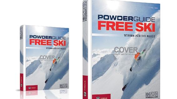 Rezension Powderguide Free Ski  Wissen für die Berge