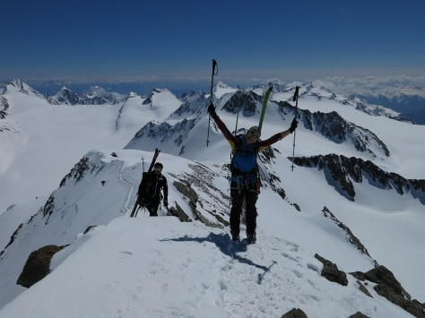 Schalf Gipfel