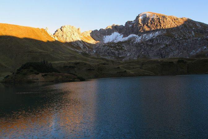 Zelten in den Allgäuer Alpen – Teil 2